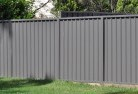 Aarons Pass Back yard fencing 12