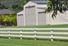 Aarons Pass Back yard fencing 14