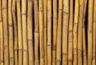 Aarons Pass Bamboo fencing 2