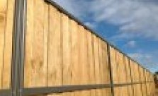 Alumitec Lap and Cap Timber Fencing Kwikfynd