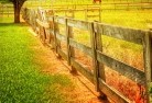 Aarons Pass Rail fencing 5