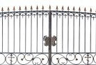 Aarons Pass Wrought iron fencing 10