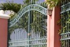 Aarons Pass Wrought iron fencing 12