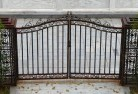 Aarons Pass Wrought iron fencing 14
