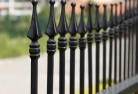 Aarons Pass Wrought iron fencing 8