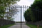 Aarons Pass Wrought iron fencing 9